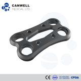 Canwell 전방 자궁 경관 격판덮개 Canaccess 정형외과 임플란트 등뼈 티타늄 나사