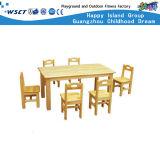 승진 (HLD-2604)에 나무로 되는 중국 아이들 테이블 그리고 의자