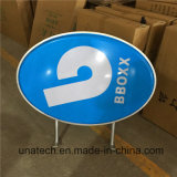 Affichage en plein air LED Lighting Sign Billboard Light Box
