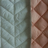 Pluma de ganso edredón de plumas / exterior 100% algodón Tela 280t de Down Proof, Fillign