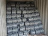 De la fábrica alambre de púas de la venta directo/alambre de púas de la maquinilla de afeitar/barato alambre de púas