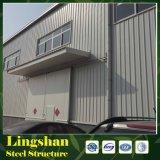 Edificio de la estructura de acero del almacén para el almacenaje