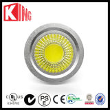 CE 6W 600lm COB DEL GU10 Dimmable DEL Spot Light d'ETL SAA