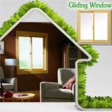 Окно хорошего качества алюминиевое скользя для дома верхнего сегмента поставщиком Кита