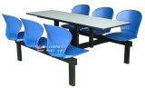 Комплект мебели стула обедая таблицы школы высокой ранга