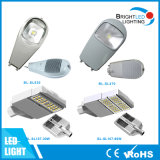 5 Years의 Warranty를 가진 50W IP65 Ce/RoHS LED Road Lighting