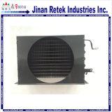 Охлаженный воздухом конденсатор пробки провода R290 для холодильника