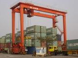 Кран Rtg для контейнера