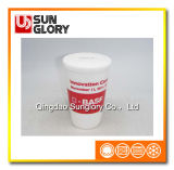 Tazza promozionale della porcellana con il coperchio di ceramica di Lkb028