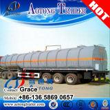 China-Fabrik 30m3, 40cbm, Asphalt 50cbm/Bitumen-Tanker-halb Schlussteil für Verkauf (Datenträger angepasst)
