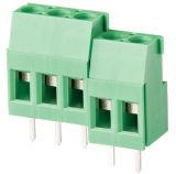 Bloque de terminales eléctrico aprobado del PWB del VDE de la UL de RoHS (WJ129)