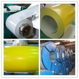 Prepainted 직류 전기를 통한 강철 코일 PPGI Ral 색깔