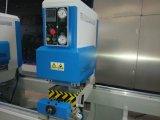 Máquina de solda sem costura de PVC com duas cabeças para perfil de cor / máquina de solda sem costura