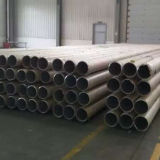 7075 T6 sacaron alrededor del tubo de aluminio