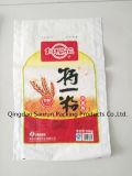 Sacos tecidos PP da alta qualidade para a embalagem da farinha