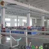 De hete Lopende band van de Raad van het Schuim van de Verkoop Brede WPC /PVC, WPC Machine, Lopende band WPC