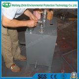 Incinerador sin humo de la basura da alta temperatura