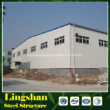 Taller prefabricado del almacén de la estructura de acero