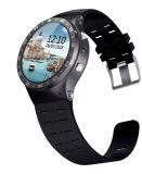 S99A het Slimme Horloge van Mtk6580 3G met 8GB GPS WiFi van de Camera van het PARLEMENTSLID van ROM 5.0 het Tarief van het Hart van de Pedometer