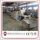 Ligne d'extrusion de production d'extrudeuse de panneau de WPC