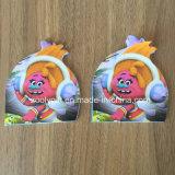 별 전쟁 Die-Cut 형성된 인쇄된 메모장 선전용 선물 노트패드