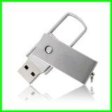 Pilote USB en métal de Thumbdrive de mémoire de flash USB d'émerillon