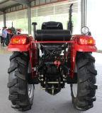 Alimentador agrícola de la mini enredadera de la calidad 40HP 2WD de China