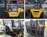 Ausgeglichener 6 Tonnen-Dieselgegengabelstapler für Verkauf