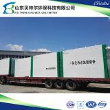 Máquina del tratamiento de aguas residuales del conjunto para doméstico e industrial