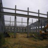 Gruppo di lavoro prefabbricato d'inquadramento del tetto d'acciaio chiaro del metallo