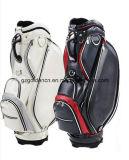 Мешок гольфа PU верхнего качества