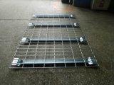 Soldada galvanizado armazenamento de metal Arame Decking