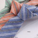 Fournisseur de la relation étroite barré par cravate occasionnelle des hommes