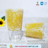 飲むことのための高品質の飲むコップのフルーツジュースガラス