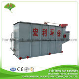 Tratamiento disuelto DAF de la flotación de aire para el agua de aguas residuales de la planta siderúrgica