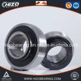 Rodamiento de bolitas de la pieza inserta del acero inoxidable con la casa plástica de la cubierta/del hierro (SA/SB204/205/206/207/208/209/210)