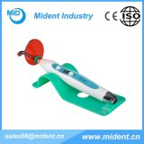 Old classique Type Green Dental Curing Light avec DEL Displayed Wireless Dental Lamp Device