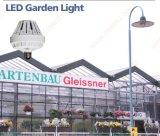 Luz del jardín de E27 E40 20W LED para el reemplazo del haluro del metal 70W