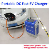 Portable Mobile 20kw DC Fast EV Station de carregamento