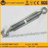 商業可鍛性鋳鉄の鋼鉄ターンバックル