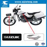 Etiqueta engomada multicolora de la motocicleta ATV de la impresión de la pantalla