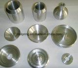 Partes feitas à máquina qualidade de Ss, alumínio, cobre no preço do competidor