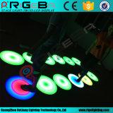 Licht van ronde LEIDEN het Dynamische Interactieve Dance Floor van het Stadium