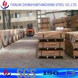 Gerolde Blad van het Aluminium/Plaat 5052 5083 Almg2.5