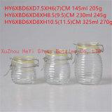 145ml~325mlシール・ガラスの瓶の食糧ガラス容器