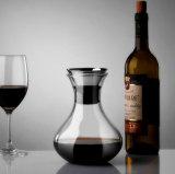 1000ml het hoge Glas van de Rode Wijn van de Fles van de Rode Wijn van het Glas Borosilicate
