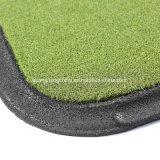 Циновка гольфа искусственной травы дерновины травы синтетической искусственной резиновый
