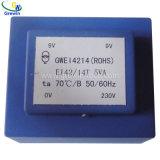 방수 에폭시 수지와 ISO9001를 가진 e-i 캡슐에 넣어진 변압기: 2015년 승인