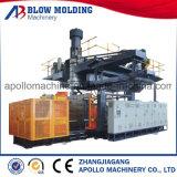 100~250LプラスチックHDPEオイルバレルの放出のブロー形成機械