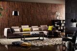 O sofá Home moderno novo da tela da sala de visitas da mobília ajustou-se (HC8131)